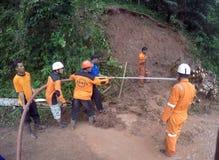 Landslides Stock Image