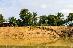 Landslides Stock Photo