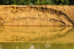 Landslides Stock Images