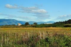 landsliggande Royaltyfri Foto