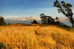 Landspitze des Golden Gate-Staatsangehörig-Erholungsgebiets Stockfotos