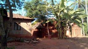 Landssida Mombasa Royaltyfria Bilder