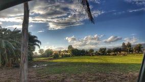 landssikt Royaltyfri Fotografi