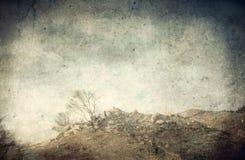landstappning Arkivfoton