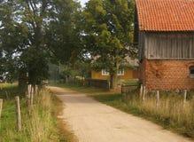 Landstraße Lizenzfreie Stockfotos