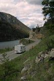 Landstraße 99, Britisch-Columbia Kanada lizenzfreie stockfotos