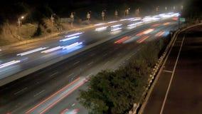 Landstraßenverkehr stock video