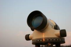 Landsurveyor Royalty-vrije Stock Afbeelding