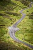 Landsväg i Skottland Royaltyfria Foton