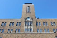 landsvape all'università dell'Hokkaido nel Giappone Immagini Stock Libere da Diritti