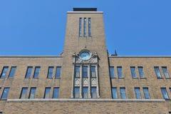 landsvape på det Hokkaido universitetet i Japan Arkivfoton