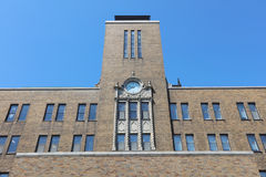 landsvape på det Hokkaido universitetet i Japan Royaltyfria Bilder