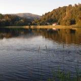 Landszene Stockbild