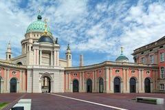 Landtag Brandenburg Royaltyfri Fotografi