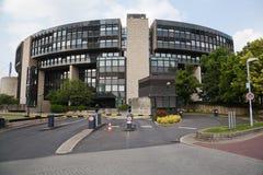 Landtag in Düsseldorf Stock Photo