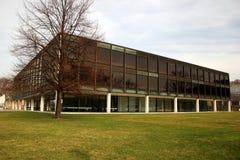 Landtag in Stuttgart stock image