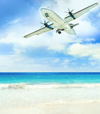 Landung Lizenzfreie Stockfotos