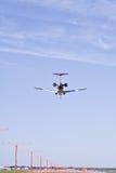 Landung bei Hopkins Stockbild