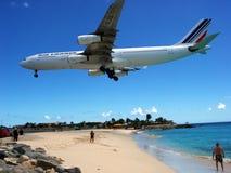 Landung Str.-Maarten