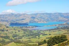 landview Νέα Ζηλανδία Στοκ Φωτογραφίες