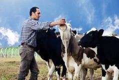 Landwirt Stockfotografie