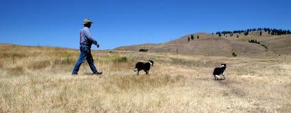 Landwirt John. Lizenzfreies Stockbild