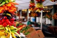 Landwirt-Markt Stockfoto