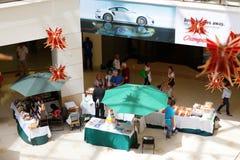 Landwirt-Markt Aventura-Mall Stockfoto