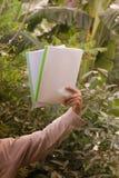 Landwirte lernen Lizenzfreies Stockfoto