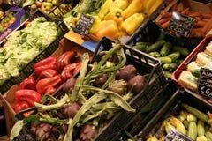 Landwirte vermarkten in Venedig Stockbild