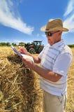 Landwirtschaft der Unterlagen Lizenzfreie Stockbilder