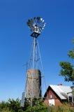 Landwirtschaft in Kansas Stockfotografie