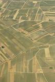 Landwirtschaft, Luftaufnahme Lizenzfreie Stockbilder