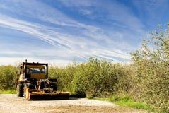Landwirtschaft und Landwirtschaft Stockbild