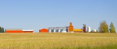 Landwirtschaft und landwirtschaftliche Maschinen Lizenzfreies Stockbild