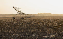 Landwirtschaft von Bewässerung Lizenzfreies Stockbild