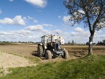 Landwirtschaftliche Ansicht Stockfotografie