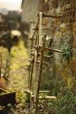 Landwirtschaftliche Ausrüstung Stockfoto