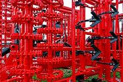 Landwirtschaftliche Ausrüstung Detail 171 Stockbilder