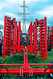 Landwirtschaftliche Ausrüstung Detail 172 Stockfoto