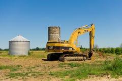 Landwirtschaftliche Ausrüstung in Süd-Ontario Lizenzfreie Stockfotografie