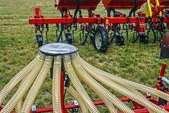 Landwirtschaftliche Ausrüstung. Sonderkommando 10 Lizenzfreies Stockbild