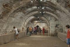Landwirtschaftliche Ausstellung in Lucca, Italien Stockfotografie