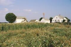 Landwirtschaftliche Gebäude Lizenzfreie Stockbilder