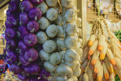 Landwirtschaftliche Getreide Stockfoto