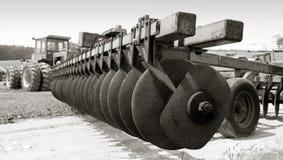 Landwirtschaftliche Maschinen Stockbild