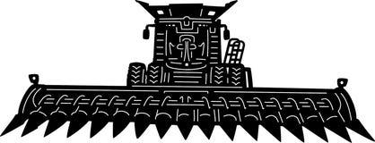 Landwirtschaftliche Maschinen Stockfotografie
