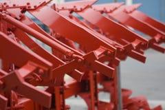Landwirtschaftliche Maschinen Stockfotos