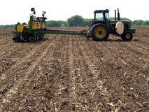 Landwirtschaftliche Maschinen Lizenzfreies Stockbild