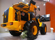 Landwirtschaftliche Maschinerie Stockfoto